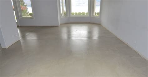 mode concrete cool  modern concrete floors