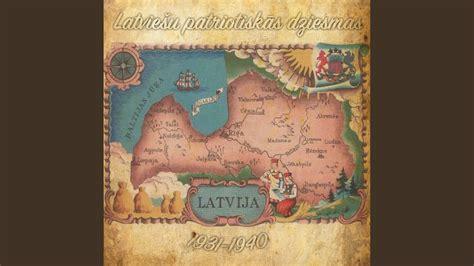 Lai dzīvo Latvija! - YouTube