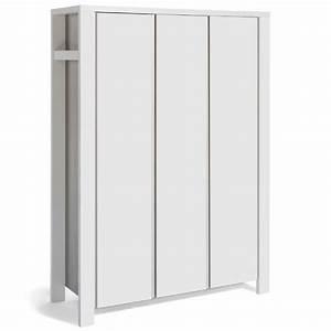 Kleiderschrank 3 Türig Weiß : schardt kleiderschrank milano wei 3 t rig ~ Indierocktalk.com Haus und Dekorationen