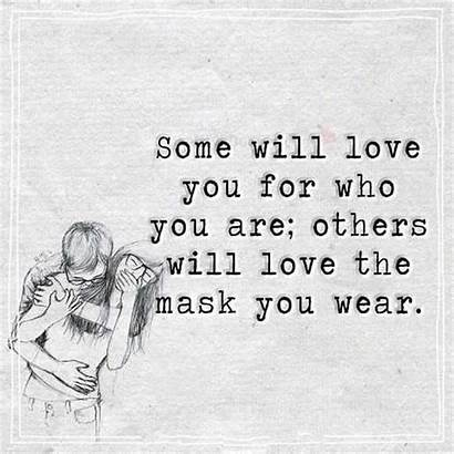 Quotes Mask Sayings Someone Wear Boomsumo