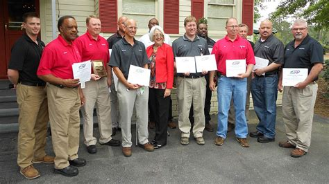 Wilson Plant receives 13 safety and health awards