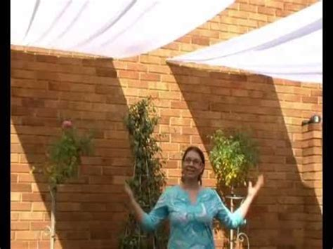 romantic patio umbrella youtube