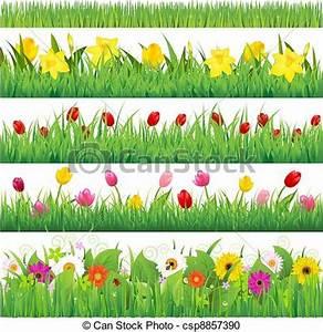 garden border clipart and stock illustrations 15369 garden ...
