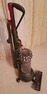 Dyson Dc75 Cinetic Big Ball Animal Bagless Upright Vacuum