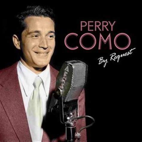 perry como by request perry como akordy a texty p 237 sn 237 zpěvn 237 k