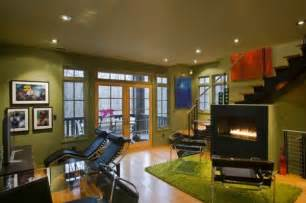 Colorfully Inspirational Living Rooms : 22 Inspirational Interiors Featuring The Wassily Chair By