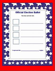 election ballot template cake ideas and designs With voting slips template
