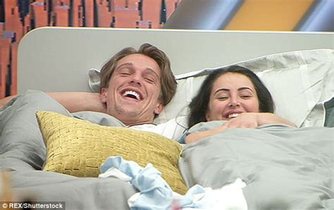 Marnie Simpson Explains Sneaky Celebrity Big Brother Sex Daily Mail Online