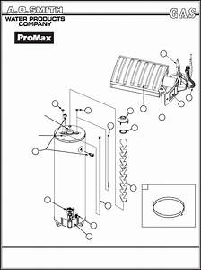 A O  Smith Water Heater Gnr40100 User Guide