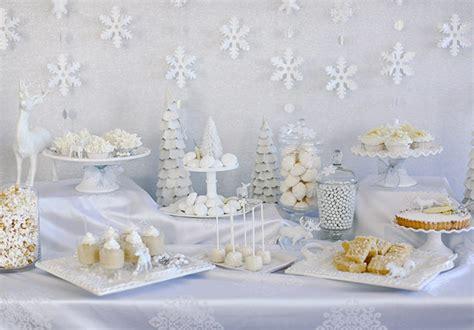 white christmas desserts evite