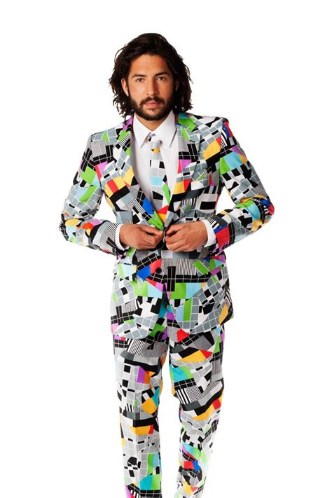 bahamian new years celebration dress suit by opposuits