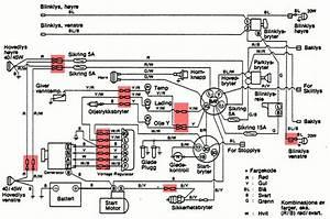 Electrical Wiring Diagram Legend