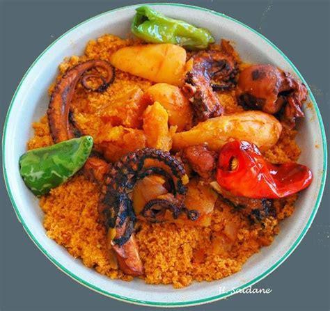 cuisine tunisienne juive couscous poulpes plat principal couscous