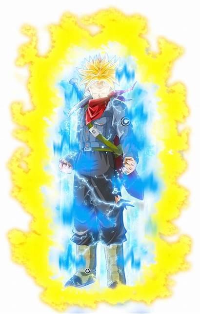 Trunks Dbs Future Goku Ssj4 Trunk Comic