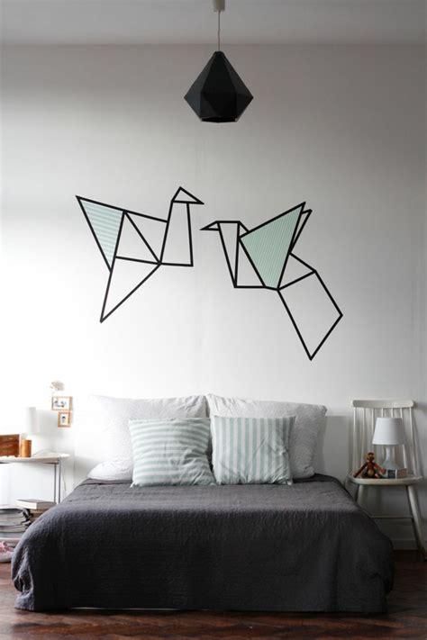 stickers muraux chambre adulte choisir la meilleure idée déco chambre adulte archzine fr