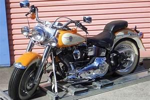 Harley Fat Boy : sold harley davidson flstf fat boy solo motorcycle auctions lot 6 shannons ~ Medecine-chirurgie-esthetiques.com Avis de Voitures