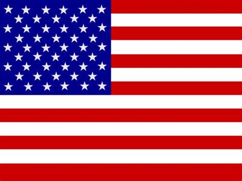 printable american flags  print  display