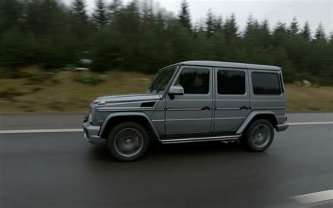 Mercedesbenz G 65 Amg Technical Details, History, Photos