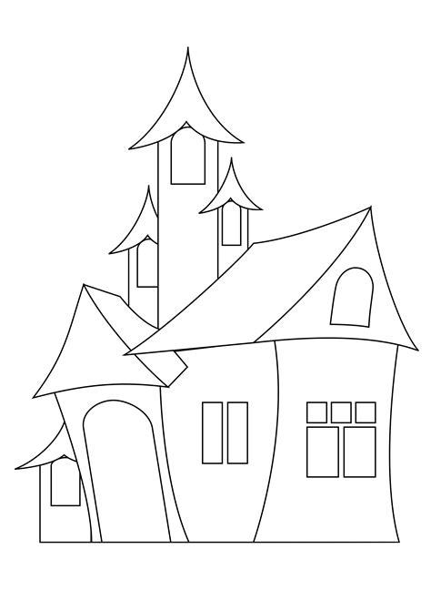 coloriage maison les beaux dessins de autres 224 imprimer et colorier page 5