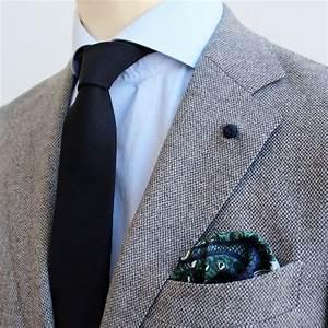 Comment associer Pochette de Costume & Cravate/Noeud