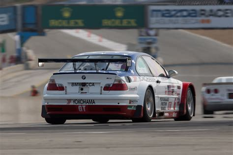 BMW M3 GTR - Chassis: M3-GTR-006 - Driver: Tom Plucinsky ...