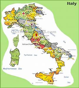 Chaine Italienne Free : detailed map of italy and travel information download free detailed map of italy ~ Medecine-chirurgie-esthetiques.com Avis de Voitures