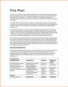 Data Management Policy Template 8 Project Management Proposal Sample Project Proposal