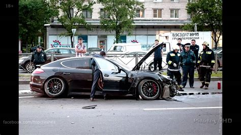 Luxury Car And Super Car Crashes And Fails Are The Saddest