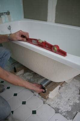 si鑒e baignoire installer une baignoire pratique fr