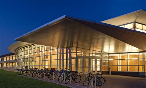 grinnell college recreation  athletic center sasaki