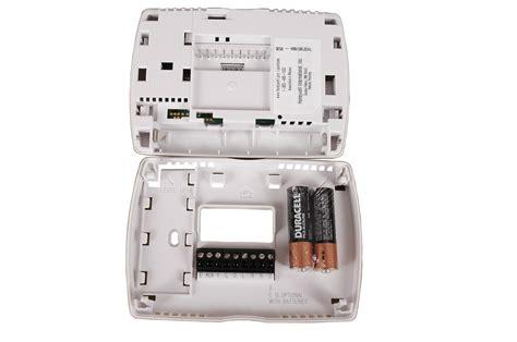 honeywell thermostat wiring diagram rth221b honeywell honeywell thermostat diagram heater only
