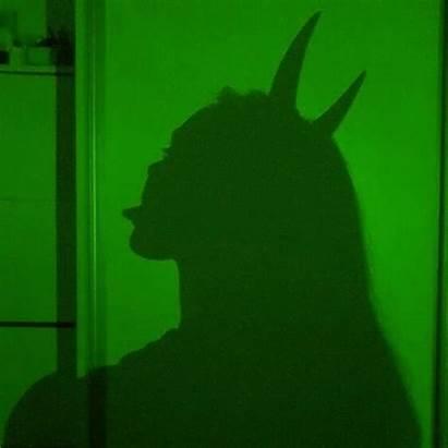 Aesthetic Dark Trap Soul Devil Neon Lime