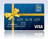 Our #1 visa credit card in canada RBC Visa Gift Cards - RBC Royal Bank