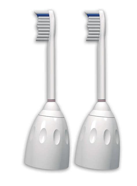 e-Series Standard sonic toothbrush heads HX7022/64 | Sonicare