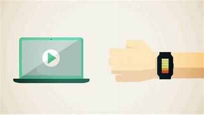 Wearable Device Generates Power Flick Wrist Gizmos