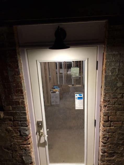 Basement  Door Trim  Light  Flat Remade