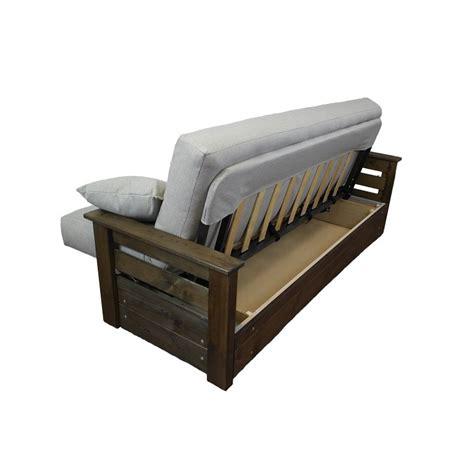 Boston Futon Sofa Bed  3 Seat Click Clack  Buy Direct