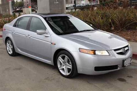 Cheap Acura Tl by Purchase Used 2004 Acura Tl Base Salvage Title Cheap