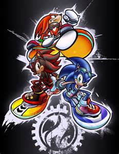 Shadow the Hedgehog Sonic Riders