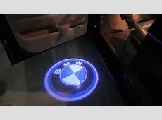 Luces Láser Logo BMW X5 YouTube