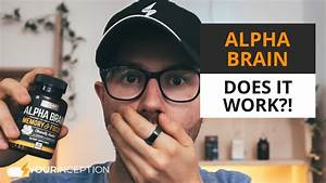 Alpha Brain Review - Does It Actually Work