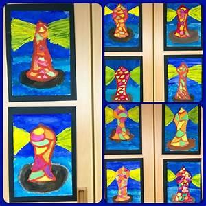 Malen Mit Wasserfarben : leuchtturm wasserfarben basteln malen pinterest ~ Orissabook.com Haus und Dekorationen