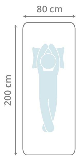 matratze 80 cm matratze 80x200 cm kaufen die platzsparende variante
