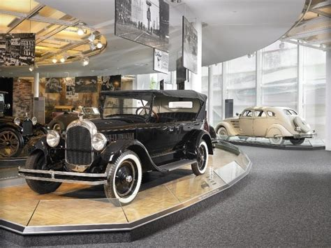 Chrysler Foundation by Inpark Magazine Chrysler Museum Closes Merges Assets