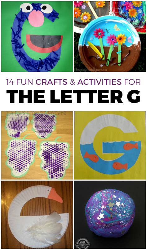 letter  activities kids activities