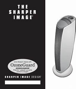 Sharper Image Air Cleaner Si857 User Guide