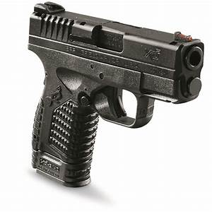 "Springfield XD-S, Semi-Automatic, 9mm, 3.3"" Barrel, 7+1 ..."