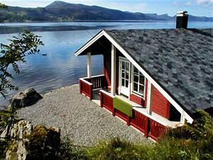 Norwegen Ferienhaus Fjord : hytte ved sj en i sm stranda ~ Orissabook.com Haus und Dekorationen