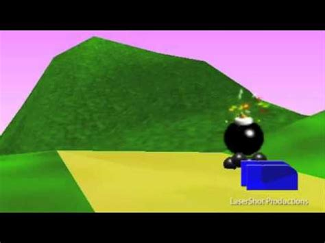 mario kart 64 the lonely toad