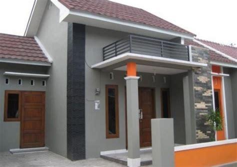bagaimana warna cat rumah minimalis  bagus rumah